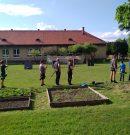 Prvý tréning v priestoroch ZŠ Blatnica