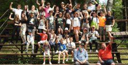 Sústredenie mladých lukostrelcov 2020 (5. letný tábor) Spišské Vlachy